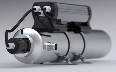 UV Kit for rainwater