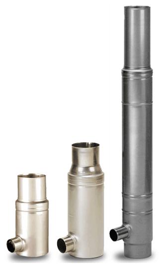 Rainwater filters - Downpipe WISY