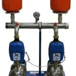 rainwater pump booster sets