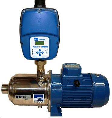 Flooded rainwater suction pump