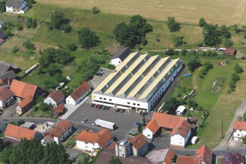 Wisy manufacturing plant