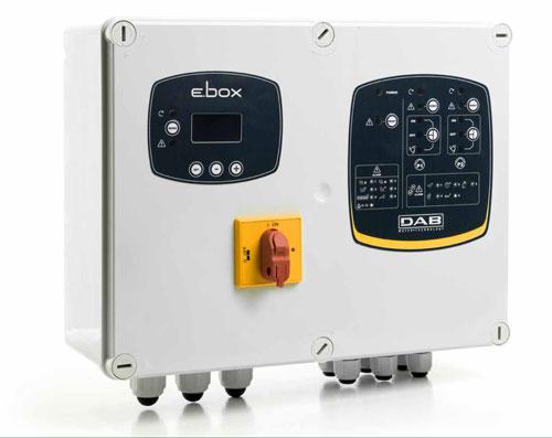 E-box pump controller