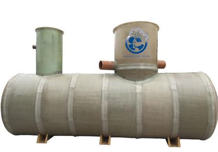Raintech filter tank