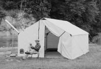 Old Man Wall Tent - Rainier Wall Tents