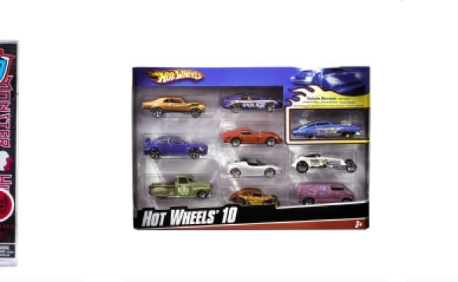 Mattel Toys Under 10 00 Plus Free Shipping On Orders 25