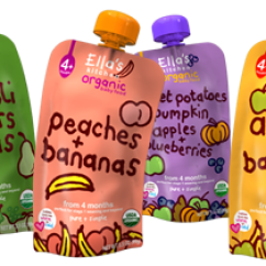 Ellas Kitchen Baby Food Island Tables For Target Better Than Free Ella S Pouches