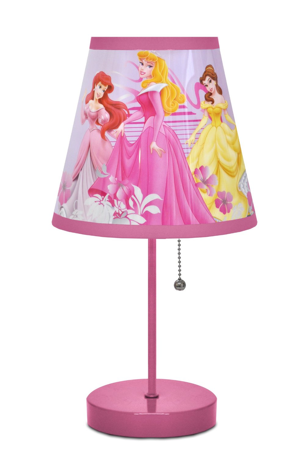 Amazon: Disney Princess Table Lamp Only $14.17 (Reg. $25.99)