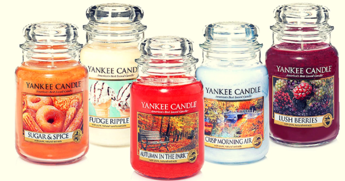 *HOT* Yankee Candle: Buy 2 Get 2 FREE Candles Coupon ...