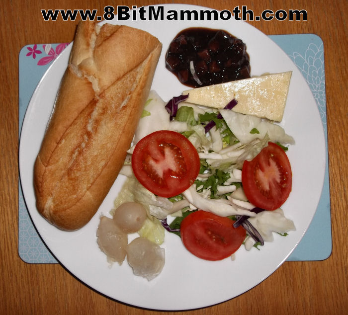 English Ploughman's Lunch