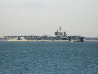Featured - USS Theodore Roosevelt