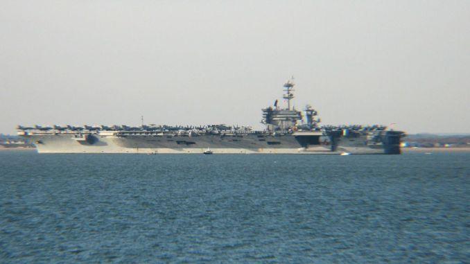 Featured - USS Theodore Roosevelt