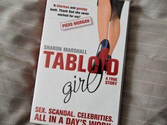 Tabloid Girl Book Cover