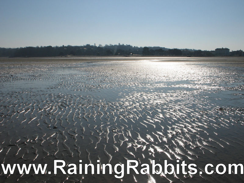 Tide Out at Ryde Beach, Isle of Wight