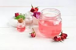 rose water best for open pores