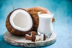 coconut milk best for scar