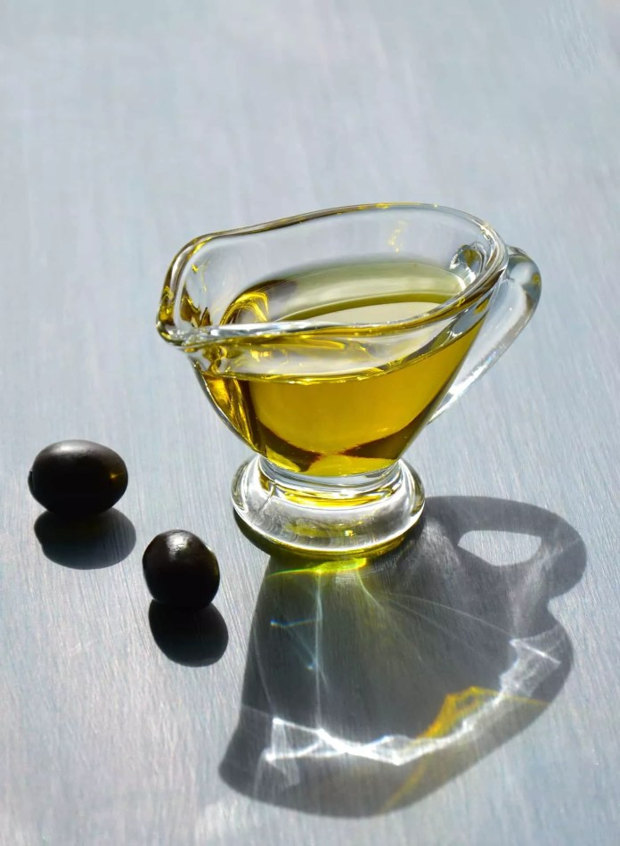 Olive best for stronger nails