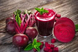 Beetroot is one of  nature's gift for you to enhance your lips