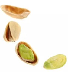 Almond and pistachio shell is the best exfoliation it removed blackhead