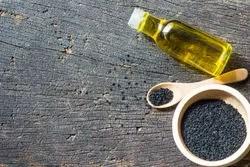 Kalonji oil best for eyebrow