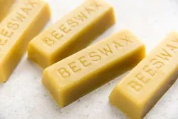 Beeswax is best for cracked heels