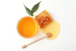 honey is best for acne