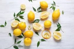 lemon and neem best for acne