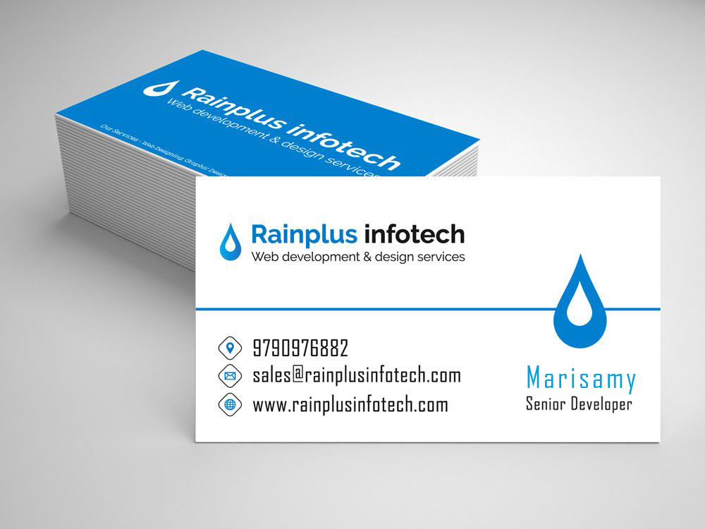 Business Card Design Chennai  Visiting Card Design Chennai