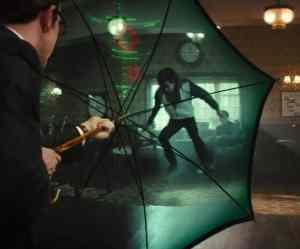 Kingsman Gun Umbrella