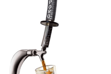 Sapporo Katana tap handle from The Daily Meal Article