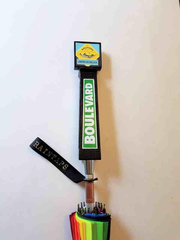 Boulevard Brewery Tap Handle - American Kolsh Tap