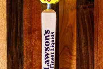 Lawson's Finest Liquids Sip of Sunshine Tap Handle