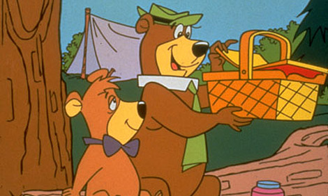 Yogi Bear & BooBoo