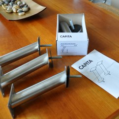 Herman Miller Chair Repair Invacare Geri Parts Ikea Capita Brace Installation | Rainydaymagazine
