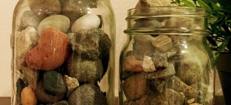 Jars of Rocks