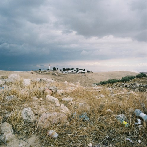 Illegal Israeli Settlement – Photo : Jimmy Granger