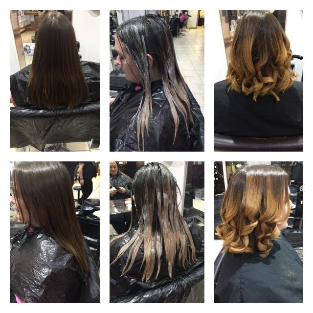 Ombre colouring raire hairdressing company raire hairdressing company ombre colouring is a great way to give yourself a fantastic new look ready for the summer these pictures show the ombre process and the difference ombre solutioingenieria Choice Image