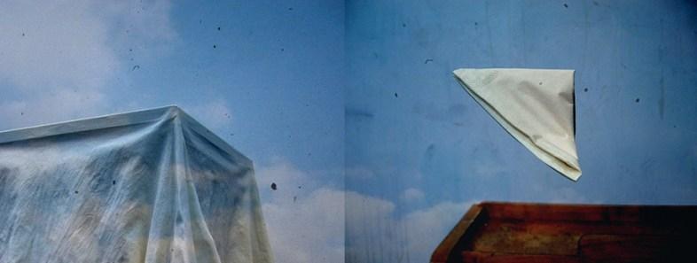 Bye-bye bird (2012), mustevedos / giclée, 28 x 74 cm, editio / edition 8+1