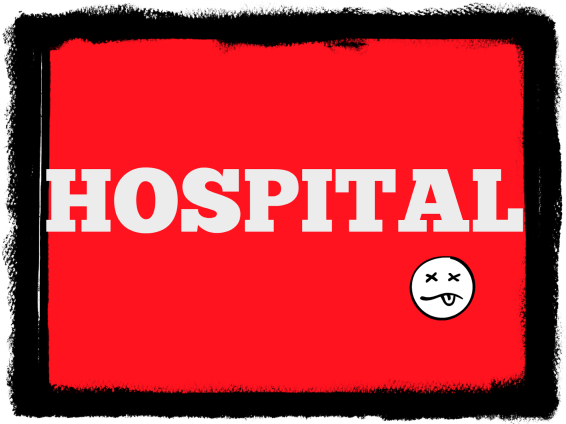 hospital, word of the week