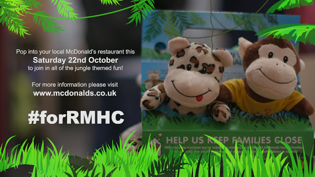 Mc Donalds Restaurants are helping RMCH charity