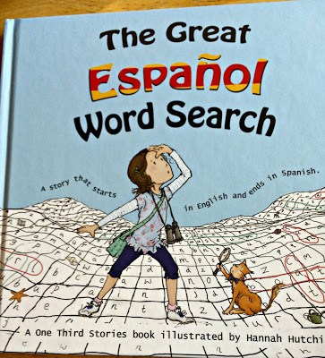 The Great Espanol Word Search book cover