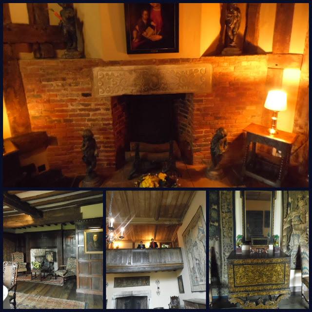 Packwood House, interior photos