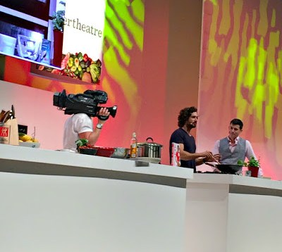 Joe Wicks at the Good Food Show
