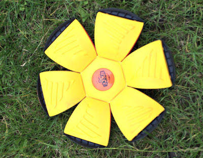 phlat ball for outdoor fun