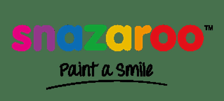 snazaroo logo - paint a smile