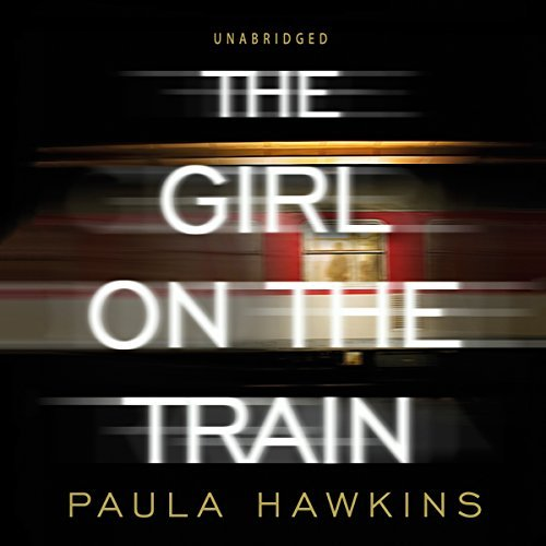 the girl on the train cover on Audible