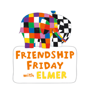 Friendship Friday with Elmer from Kidscape