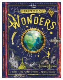 Hidden Wonders, book cover