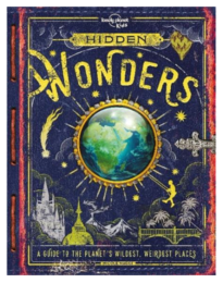 Hidden Wonders, book cover