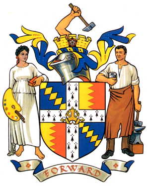 Birmingham motto - Forward