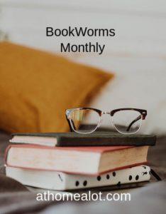 Bookworms monthly badge